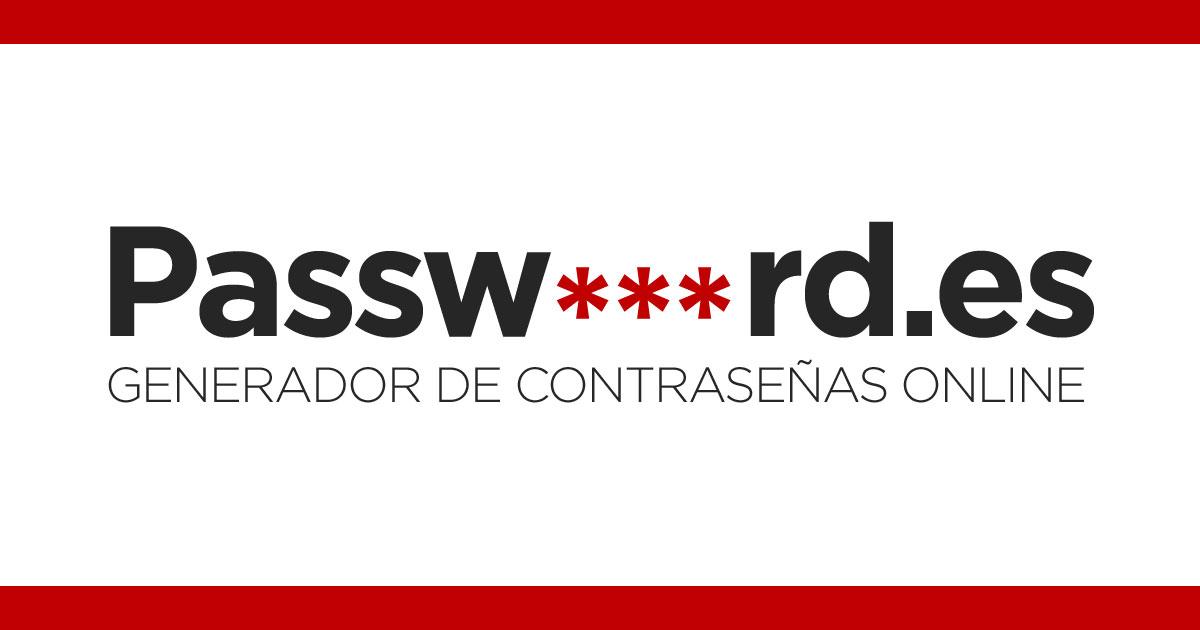 Comprobador de seguridad de una contrase&ntildea - Password Strength Checker